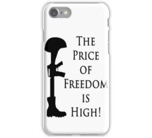 Price of Freedom iPhone Case/Skin