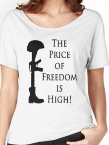 Price of Freedom Women's Relaxed Fit T-Shirt