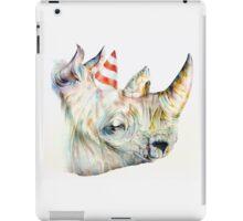Rhino Party iPad Case/Skin