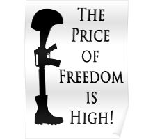 Price of Freedom Poster