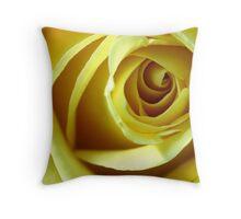 Macro Photo Yellow Rose
