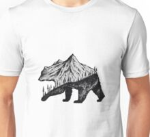 mountain bear Unisex T-Shirt