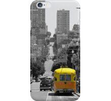 San Francisco Tram iPhone Case/Skin