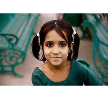 Little Indian Elf Photographic Print