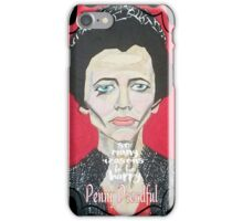 Brevity is the soul of wit. iPhone Case/Skin