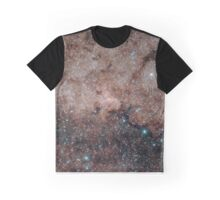 Center of the Milky Way Graphic T-Shirt