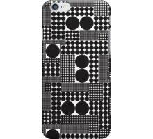Graphic pattern iPhone Case/Skin