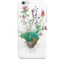 Wildlfowers iPhone Case/Skin