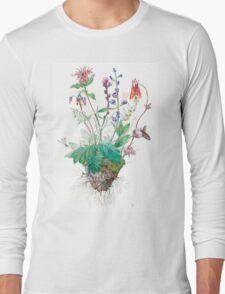 Wildlfowers Long Sleeve T-Shirt