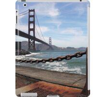 Golden Gate Bridge, San Francisco iPad Case/Skin