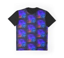 Psychedelic Lightshow Graphic T-Shirt