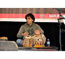 Bobby Singh,Compass Quartet,Australia 2012 Photographic Print