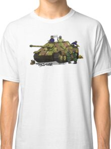 The Dogs of War: Jagdpanther Classic T-Shirt