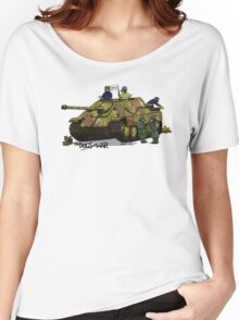 The Dogs of War: Jagdpanther Women's Relaxed Fit T-Shirt