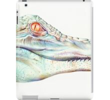 Albino Alligator iPad Case/Skin