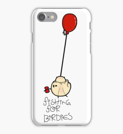 Fishing for Birdies - Mother 3 iPhone Case/Skin