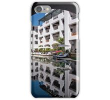 Reflections Of White iPhone Case/Skin