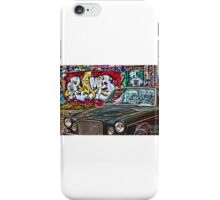 Volvo Color Xplosion iPhone Case/Skin