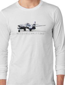 Messerschmitt 262 Long Sleeve T-Shirt
