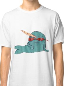 Swag Narwhal Classic T-Shirt