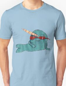 Swag Narwhal T-Shirt