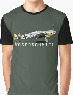 Messerschmitt BF 109 Graphic T-Shirt