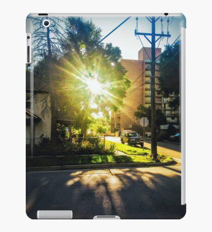 Sunburst iPad Case/Skin