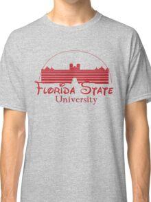 FSU Westcott Building (Cinderella's Castle Parody) Classic T-Shirt