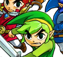 Tri Force Heroes  Sticker