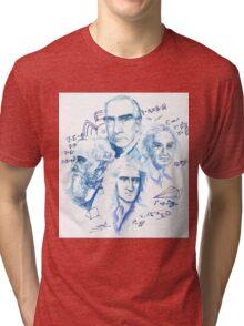 The Sciences - Physics Tri-blend T-Shirt