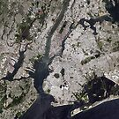 New York From Space by flashman