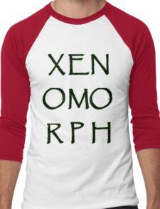 XENOMORPH Men's Baseball ¾ T-Shirt
