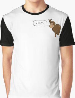 Shakas Gorilla Graphic T-Shirt