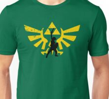 The power of three (Legend of Zelda) Unisex T-Shirt