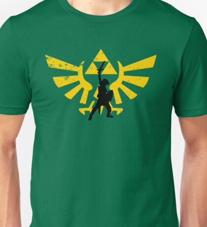The power of three (Legend of Zelda) Unisex T-Shirt