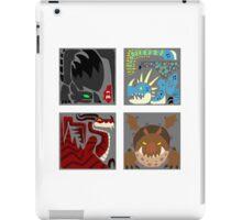 Monster Crests iPad Case/Skin