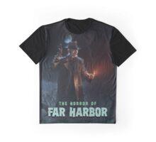 The Horror of Far Harbor Graphic T-Shirt