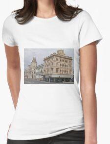 Lydiard Street South, Ballarat Womens Fitted T-Shirt