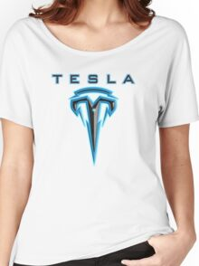 Teslafied Women's Relaxed Fit T-Shirt