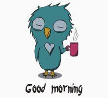 Good morning Kids Tee