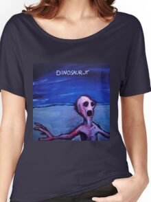 Dino Jr Women's Relaxed Fit T-Shirt