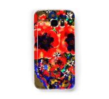 Joyful Poppies Samsung Galaxy Case/Skin
