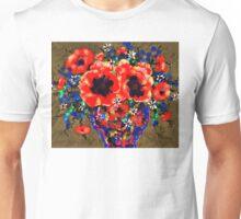 Joyful Poppies Unisex T-Shirt