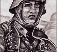 Panzer Grenadier IV by Sean Phelan