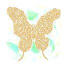 Fly Butterfly by Rachel Bachman