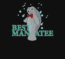 Wedding Manatee, Best Man Unisex T-Shirt