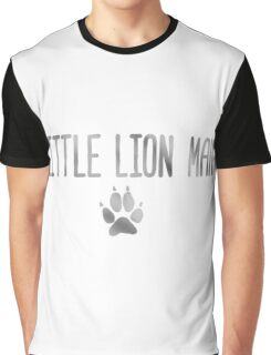 Little Lion Man Version 2 Graphic T-Shirt
