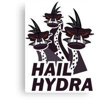 Hail Hydra Canvas Print