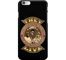 They Live Vintage iPhone Case/Skin