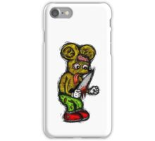 Morbid Mouse iPhone Case/Skin